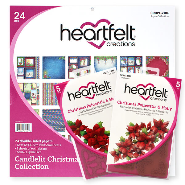 Heartfelt Creations - Candlelit Christmas Creative Essentials - HCCE1-650