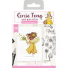 Conie Fong Stamp - Angel Inspiration - Angel Whispers