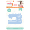 Sara Signature Collection by Crafters Companion - Crafty Fun - Metal Die - Sewing Machine