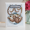 Creative Expressions A5 Clear Stamp Set - Sloth - UMS902