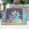 Paper Cuts Festive Edger Die - We Three Kings Craft Die - CEDPC1134