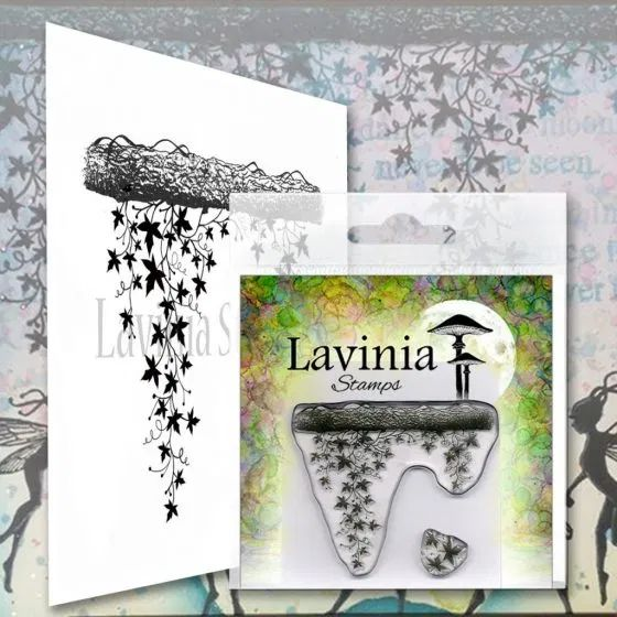 Lavinia Stamps - Creeping Vine - LAV295