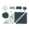 The Paper Boutique Die - Beyond Corners - Seasons Greetings - PBDC1133