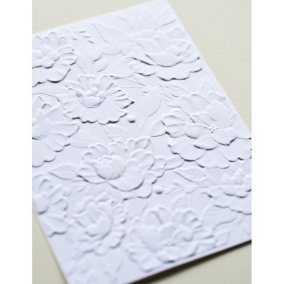 Memory Box Embossing Folder - Blooming - EF1014