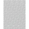 Creative Expressions 3D Embossing Folder - Ribbon Swirls - EF3D-012