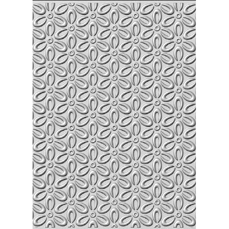 Sue Wilson 3D Embossing Folder - Coffee Bean Flower - EF3D-027