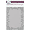 Sue Wilson 3D Embossing Folder by Creative Expressions - Swirling Frame - EF3D-045