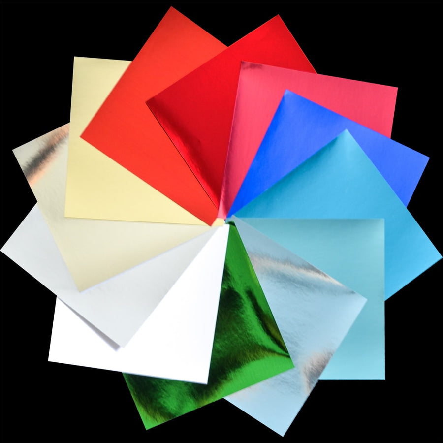Memory Box Paper Pack - Polished Foil - FP1001
