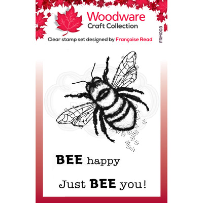 Woodware Clear Singles - Little Bee - FRM003