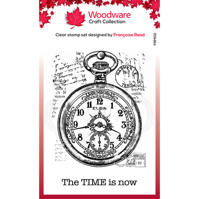 Woodware Clear Singles - Pocket Watch  - FRM011