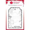 Woodware Clear Singles - Small Paper Tag  - FRM013