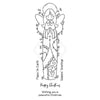 Woodware Clear Singles - Patch Angel - FRS399