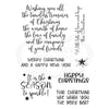 Woodware Clear Singles - Special Christmas Words - FRS824