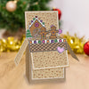Gemini by Crafters Companion - Stamp & Die - Gingerbread House