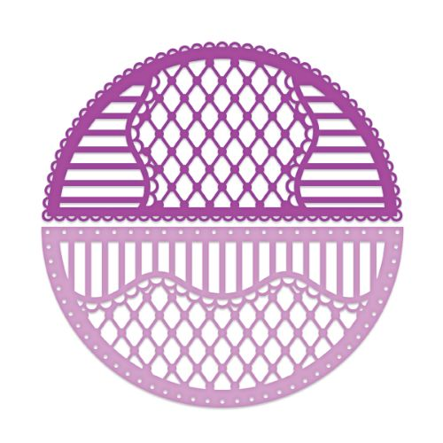 Heartfelt Creations - Lattice Window Die - HCD1-7274