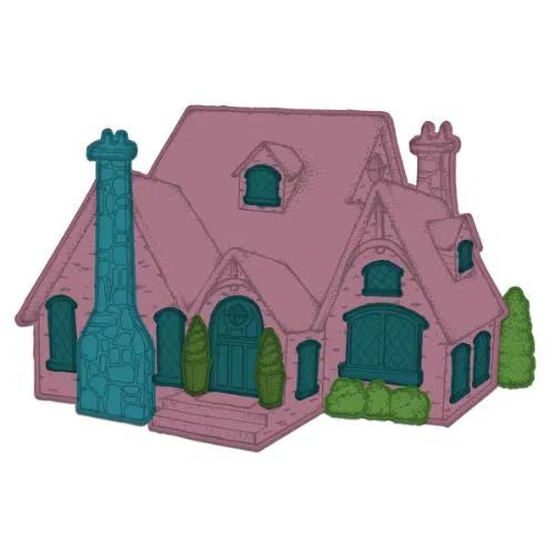 Heartfelt Creations - Countryside Cottage Die - HCD1-7332
