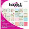 Heartfelt Creations - Cherry Blossom Retreat Paper Collection - HCDP1-2100