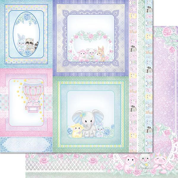 Heartfelt Creations - Tender Moments Paper Collection - HCDP1-2116