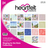 Heartfelt Creations: Singing in the Rain Paper Collection - (HCDP1-286)