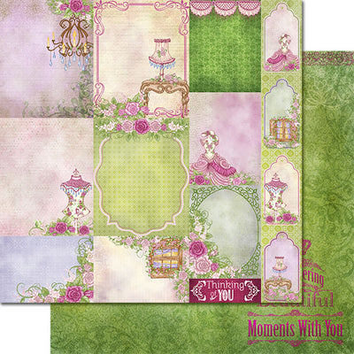 Heartfelt Creations - Floral Fashionista Paper Collection - (HCDP1-297)