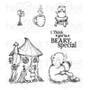 Heartfelt Creations Stamp: Happy Time Treehouse - HCPC-3798