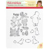 Jayne Nestorenko - Adorables - Die and Stamp Sets - Hide And Seek