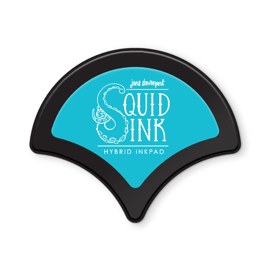 Spellbinders - Jane Davenport - Artomology - Squid Ink - Pale Blue