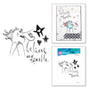 Spellbinders Stamp - Jane Davenport - Artomology - Unicorn Sparkle