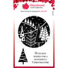 Woodware Clear Singles - Festive Circle - JGS735