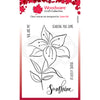 Woodware Clear Singles - Lily Sketch - JGS760