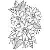 Woodware Clear Singles Passion Flower - JGS763