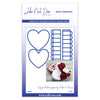 John Next Door Heart Die Collection - Heart Box (4pcs)