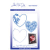 John Next Door Heart Die Collection - Honesty Heart (4pcs)