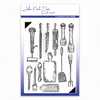 John Next Door Stamps - Kitchen Tools - JND087