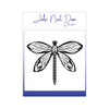 John Next Door Clear Stamp - Bold Dragonfly - JND112A