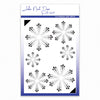 John Next Door Clear Stamp - Cornflower - JND116