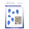 John Next Door Dies - Additions Dies - Foil Rose Leaves - JND120