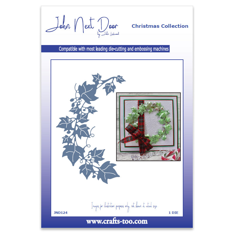 John Next Door Christmas Dies.John Next Door Christmas Dies Ivy Corner Jnd124 Crafts