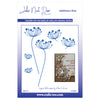 John Next Door Dies - Additions Dies - Poppy Heads (6pcs) - JND177