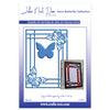 John Next Door Deco Butterfly Collection - Deco Frame (2pcs) - JND210