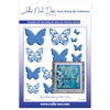 John Next Door Deco Butterfly Collection - Deco Butterflies (12pcs) - JND211