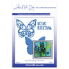 John Next Door Deco Butterfly Collection - Large Deco Butterfly (4pcs) - JND212