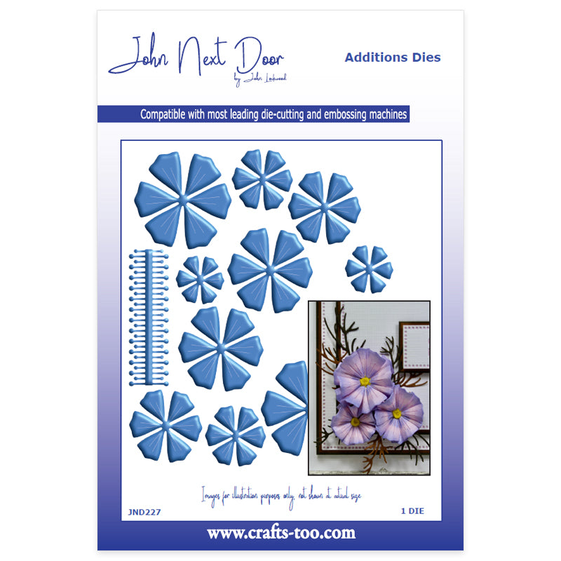 John Next Door Dies - Additions - Periwinkle