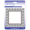 John Next Door Embossing Folder - Snowflower Frame