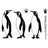 Woodware Clear Singles - King Penguins - JGS730