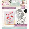Sara Signature Collection - Letters From The Heart - Stamp & Die - Lace Envelope