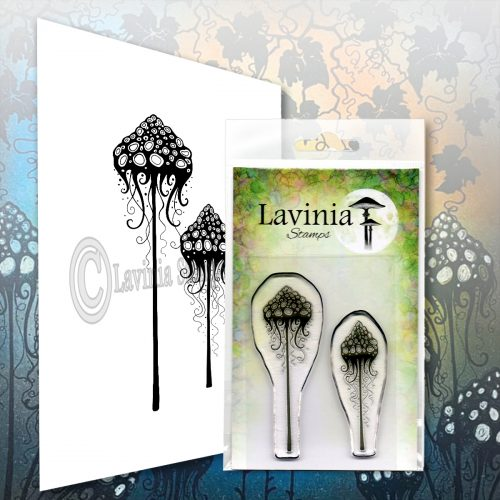 Lavinia Stamps - Mushroom Lantern Single - LAV597