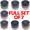 Cosmic Shimmer - Opal Blaze Polish 7g - Full Set Of 7