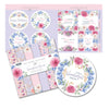 The Paper Boutique - Springtime Blooms Paper Kit