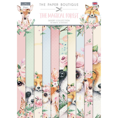 The Paper Boutique - Magical Forest Insert Collection